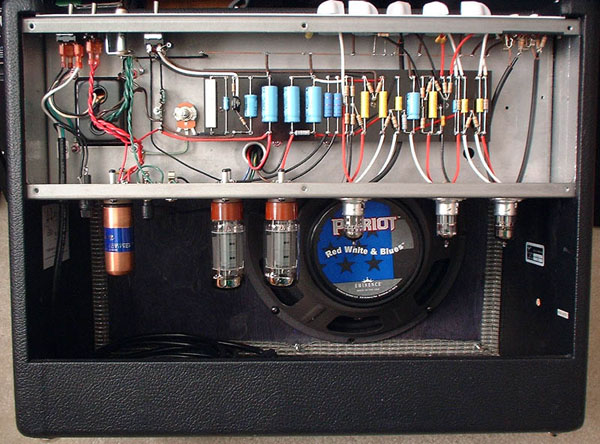 Fender Hot Rod Deluxe Tube Layout my Fender Hot Rod Deluxe