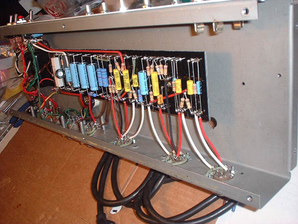 HRDretweed04 green eagle amps blackface ab763 1964 vibroverb reproduction,Hot Rods Wiring