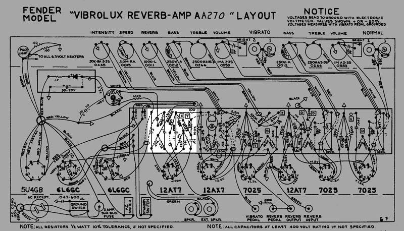 1968 fender deluxe reverb schematic fender tweed deluxe